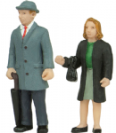 47-408 Scenecraft standing passengers A (pack of 2 figures)